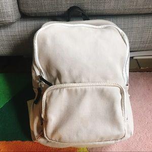 Everlane The Modern Zip Backpack Stone